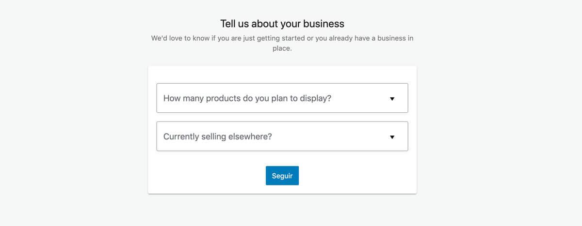 comenta sobre tu negocio o tienda